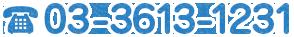 03-3613-1231